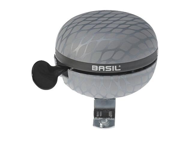 Basil Noir Bell Silber Metallic
